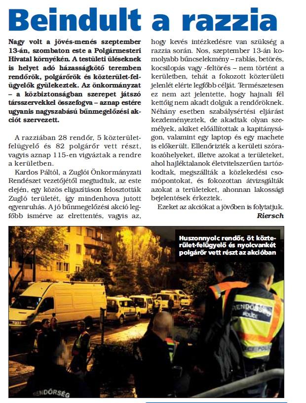 Zuglói Lapok, 2014.október2.2