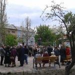 gróf Tisza István szoboravató ünnepsége 2012. 04. 22.